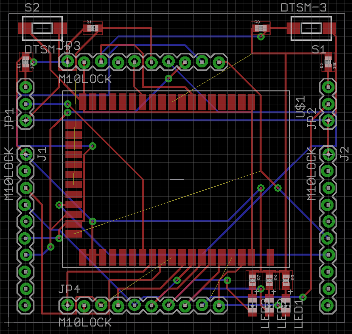 Tip : Eagle PCB Undo Autorouting in One Step | Four-Three-Oh!